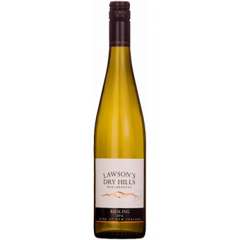 Lawson's Dry Hills Riesling 2018 x12